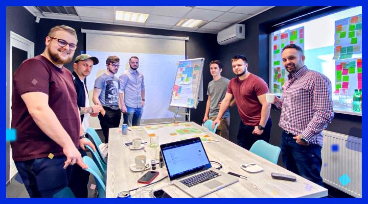 Jak wyglądają warsztaty produktowe i biznesowe? Case Study Intilio!