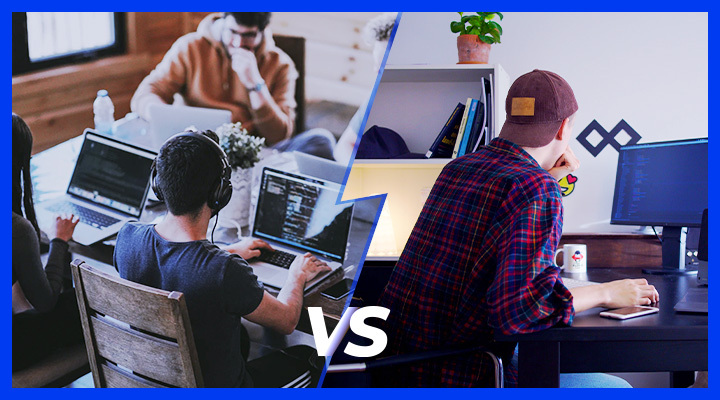 Software House vs Freelancer – kogo wybrać?